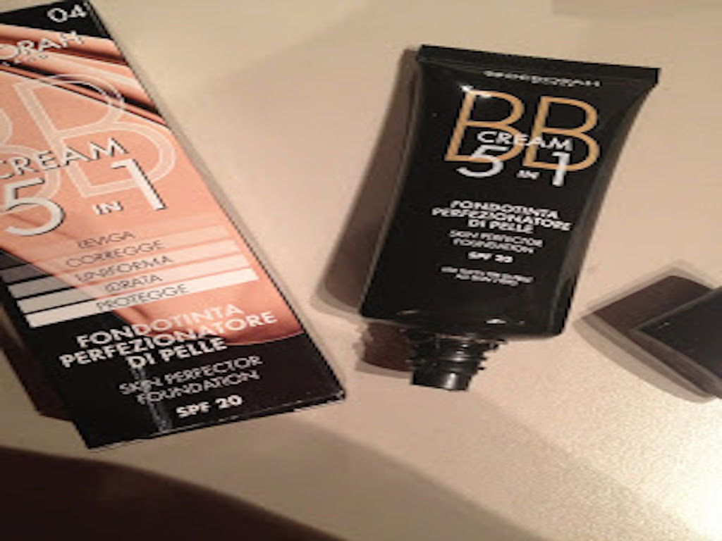 Bb cream 5in1 Deborah Milano