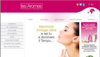 Florentia Cosmetics specialisti nell'estetica