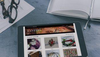 Fantasygio: creazioni bigiotteria artigianale