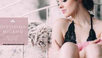 Divissima Milano vendita online di lingerie sexy