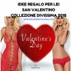 Divissima Lingerie idea regalo per lei per san Valentino