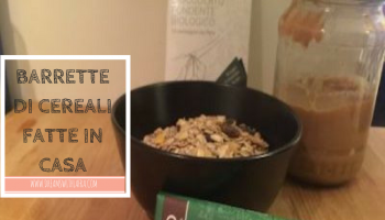 Barrette di cereali al cioccolato - Come si preparano