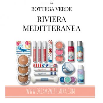 Riviera Meditteranea - La nuova collezione make-up Bottega Verde