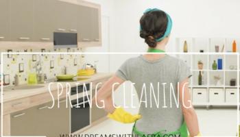pulizie di primavera