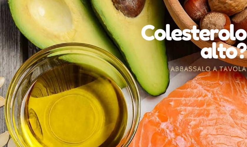 Olio Pellegrino - Abbassa il colesterolo con i cibi giusti