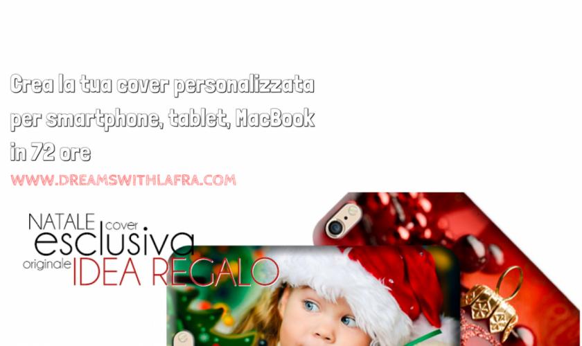Crea la tua cover personalizzata per smartphone, tablet, MacBook in 72 ore