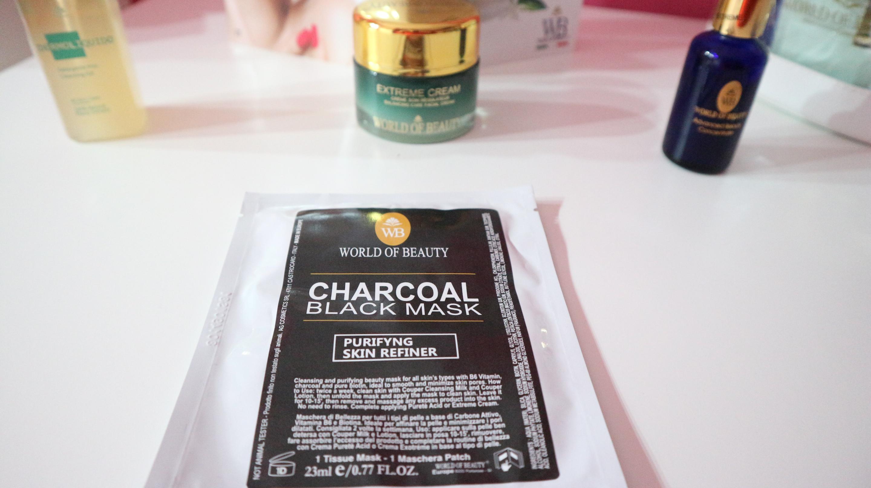 Charcoal Black Mask maschera patch illuminante