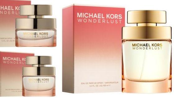 Michael Kors Wonderlust: unafragranza Oriental Floreale Gourmand