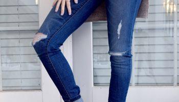 Quali jeans indossare in base al proprio fisico