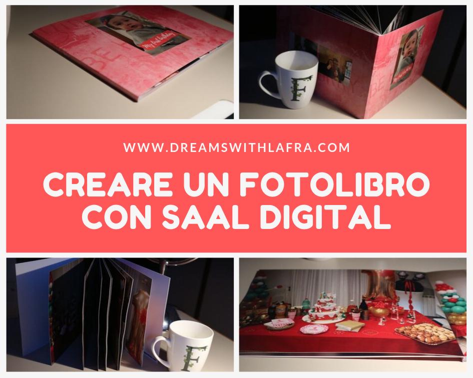 Creare un fotolibro con Saal Digital